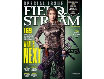 89% off Field & Stream Magazine (1-year automatic renewal)