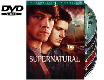 65% Off Supernatural - Complete 3rd Season (DVD)