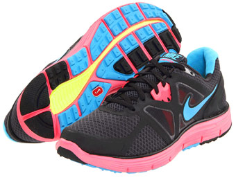 55% Off Women's Nike Lunarglide+ 3 Running Shoes, 5 Colors