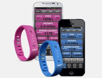 50% off XFIT Fitness Band by Xtreme