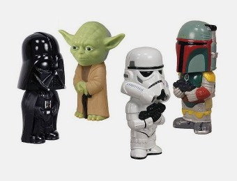 70% off Star Wars Character 4GB USB Drives