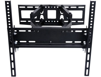 "83% off VideoSecu Articulating 26""-55"" TV Wall Mount Bracket"
