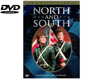 71% Off North and South - Complete Collection (DVD)