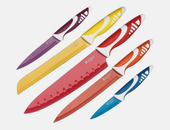 $200 off 6-Piece Zillinger Swiss Designed Knife Set