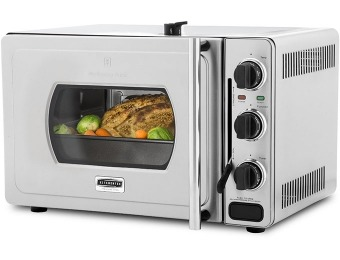 49% off Wolfgang Puck Rapid Pressure Oven w/ Rotisserie