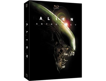 69% off Alien Anthology (6 Discs) Blu-ray