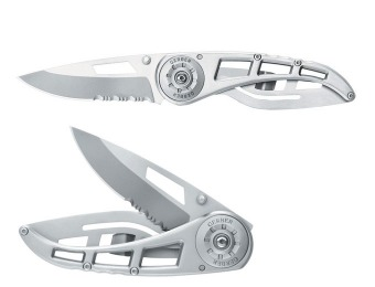 75% off Gerber Ripstop II Stainless Steel Serrated Edge Knife