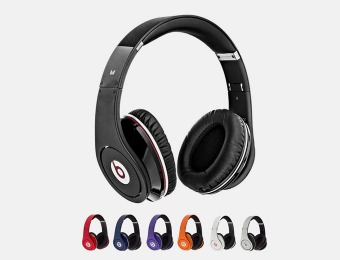 65% off Beats by Dr. Dre Studio Headphones (Refurbished)