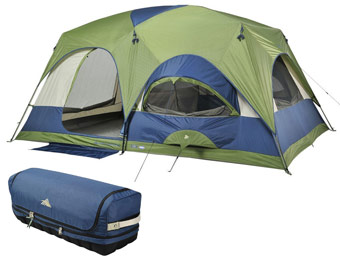 $190 Off High Sierra Appalachian Family Cabin Tent, 8 Person