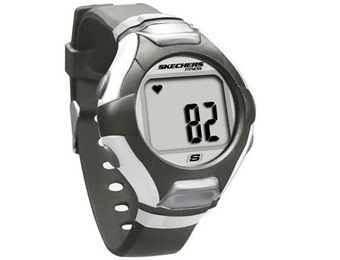 67% Off Skechers Heart Rate Monitor Watch