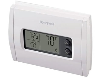 76% off Honeywell 5/2 Programmable Replacement Thermostat