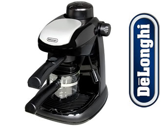 62% off DeLonghi EC5 Steam Espresso Maker w/ EMCXTXR242