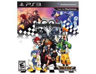 50% off Kingdom Hearts HD 1.5 ReMIX - PlayStation 3
