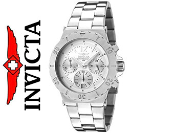 89% off Invicta II Chronograph Stainless Steel Men's Watch