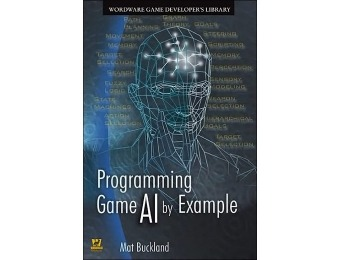 54% off Programming Game AI By Example (Game Developers Library)