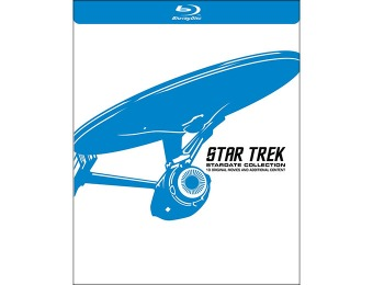 $108 off Star Trek: Stardate Collection (12 Discs) Blu-ray
