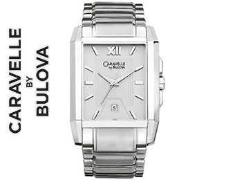 70% off Caravelle by Bulova Gents Men's Watch