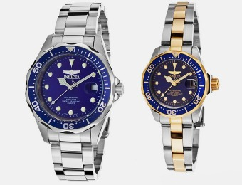 Up to 84% off Invicta Pro Diver Watches, 12 Styles