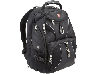 $80 off SwissGear Lightweight ScanSmart Laptop Backpack