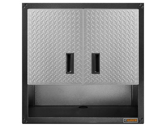 33% off Gladiator GAWG28KDYG 3/4 Door EZ RTA Wall Cabinet