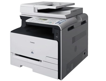 $635 Off Canon MF8080Cw Color Laser Multifunction Printer