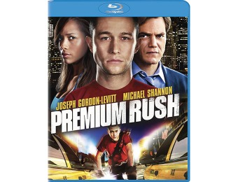 60% off Premium Rush (Blu-ray + UltraViolet Digital Copy)