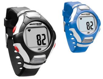 67% Off Skechers Heart Rate Monitor Watch, 4 Colors Available