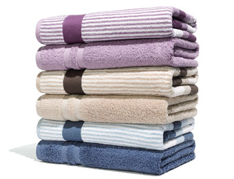 Save 50-60% Off Select Bath Towels
