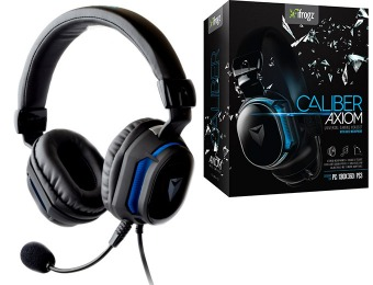 63% off iFrogz Caliber Axiom Universal Gaming Headset