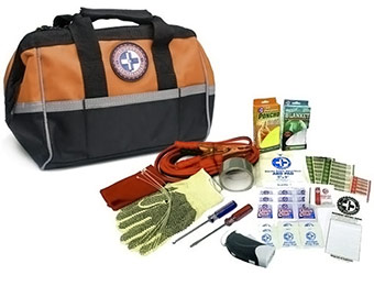 70% off 52-Piece Outdoor First Aid / Emergency Kit
