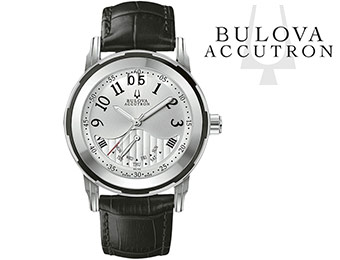 $501 off Accutron by Bulova Exeter Stainless Steel Mens Watch