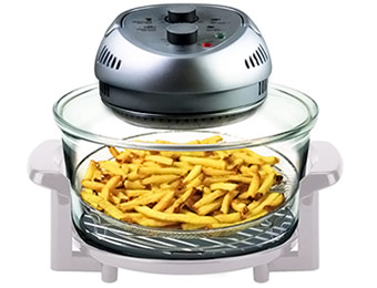 $91 off Big Boss 1300-Watt Oil-Less Fryer