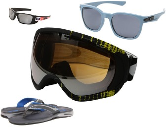 Up to 70% off Oakley Eyewear, Clothing & Accessories, 418 Styles