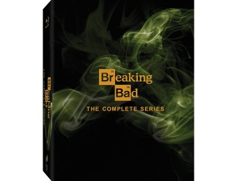 78% off Breaking Bad: The Complete Series Blu-ray