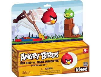 75% off K'NEX Intro Angry Birds Set