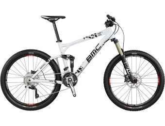 50% off BMC Trailfox TF03 SLX/XT Complete Mountain Bike