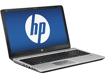 "Extra $50 off HP m6-1205dx ENVY 15.6"" Laptop (AMD/6GB/750GB)"