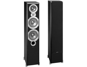 "70% off Infinity Primus P363 3-way Dual 6-1/2"" Floorstanding Speaker"