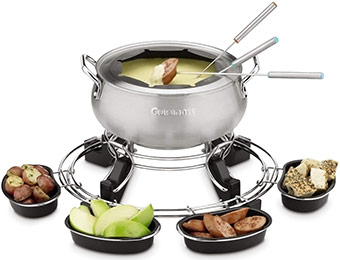 45% off Cuisinart CFO-1000 Lazy Susan Electric Fondue Maker
