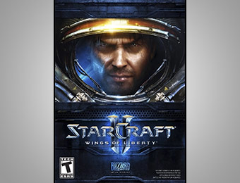 $22 off Starcraft II: Wings of Liberty (PC Game) w/ code STW311