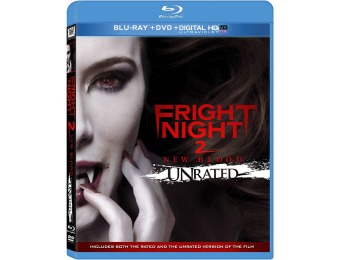 83% off Fright Night 2: New Blood (Blu-ray Combo Pack)