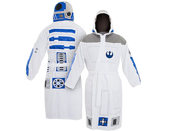 30% off Star Wars R2D2 Bathrobe