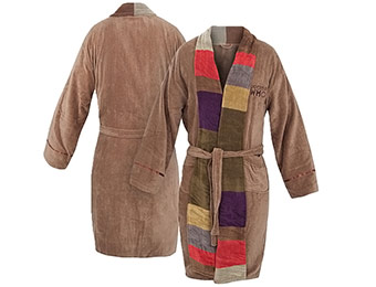 30% off Doctor Who 4th Doctor Bathrobe