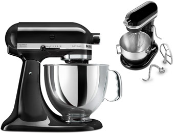 $100 Off KitchenAid Artisan 5-Quart 450-Watt Stand Mixer