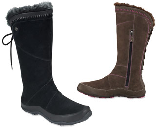 50% Off The North Face Janey II Winter Boots, 2 Colors