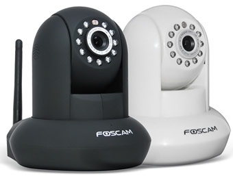 Up To 67% Off Foscam Security Cameras
