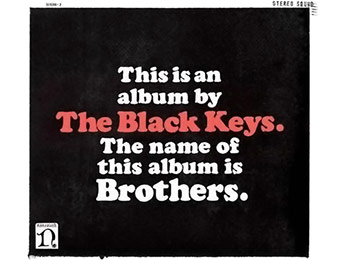 68% off The Black Keys Brothers: (Music CD)