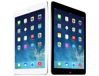 18% off Apple iPad Air 32GB Tablet With Retina Display Wifi