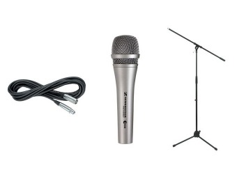 69% off Sennheiser e838 Stand and Cable Package