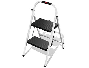 Extra 31% off Rubbermaid 2-Step Steel Step Stool